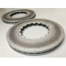 Jeu de disques de frein C2 R2 Max Ø302mm x 25mm