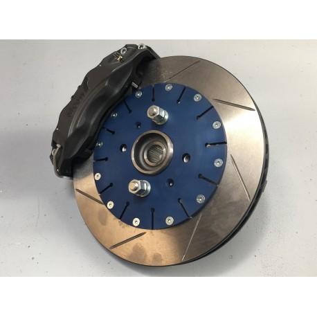 Kit frein ALCON 4 pistons + disques Ø315mm x 28mm avec bols alu Gr.A