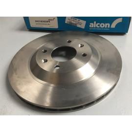 Jeu de disques de frein AV ALCON 206 Volant