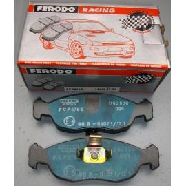 Jeu de plaquettes de frein FERODO DS2000