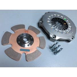 Kit mécanisme d'embrayage Ø184mm + disque Ø24 - 21 cannelures
