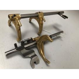 Jeu de fourchettes bronze boite MA