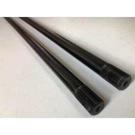 Jeu de barres de torsion Ø22mm pour 205