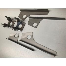 Kit tôles à souder amortisseurs AR C2R2Max