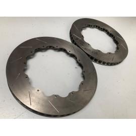 Jeu de disques de frein Ø350mm x 31mm