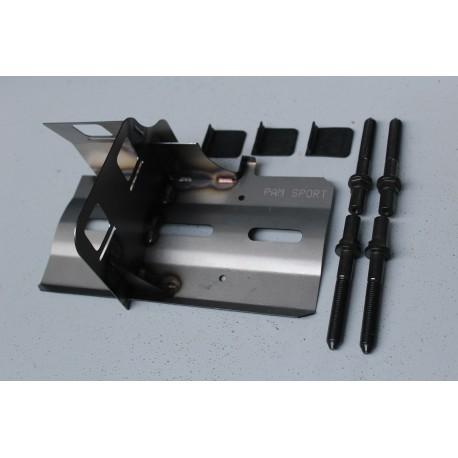 Kit anti déjaugeage 3 clapets pour moteur TU