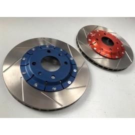 Jeu de disques de frein AV GrA Ø292mm x 22mm