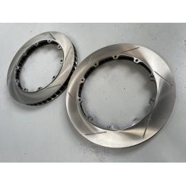 Jeu de disques de frein AV BREMBO 306 Maxi V2 Ø355 x 32mm