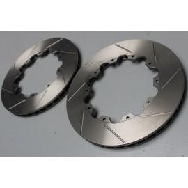 Jeu de disques de frein Ø292mm x 22mm sans bol alu