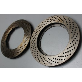 Jeu de disques de frein Ø330mm x 30.5mm