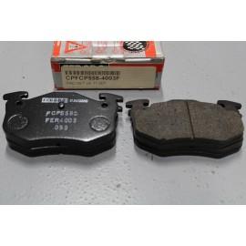 Jeu de plaquettes de frein AR FERODO DS4003